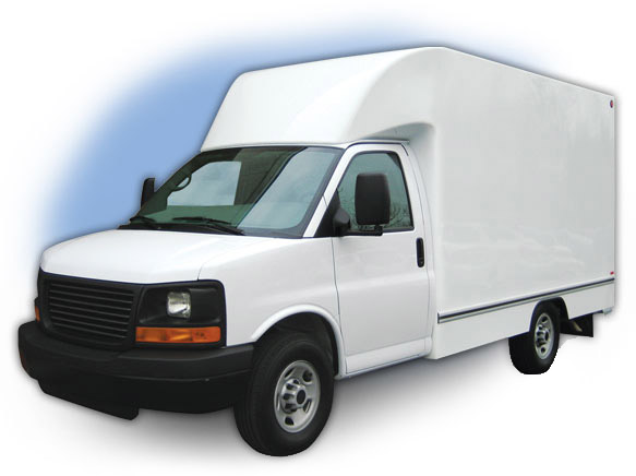Aerocell CW Fiberglass Van Bodies for Ford & GM - Unicell
